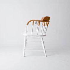 Gedipte design stoel