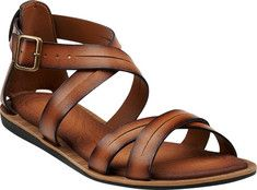 The+Billie+Jazz+is+a+comfortable+flat+sandal+with+a+strappy+upper+and+comfortable,+molded+EVA+footbed.