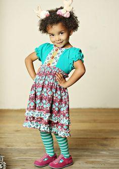 Matilda Jane Clover dress sz 6