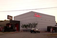 Emo's. An institution in the Austin music scene, Emo's recently moved from it's downtown location to East Riverside.