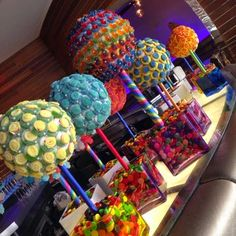 Jackie Sorkin's Fabulously Fun Candy Girls, Candy World, Candy Buffets & Event Industry Bl: Personalized favors, mitzvahs, weddings, corporate give aways, marketing treats, cotton candy, cake pops, candy Centerpieces, lollipops, glow cotton candy, cookies, glitter caramel candy apples