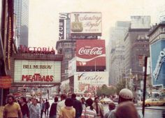 70s New York City 1979 - Bill Murray Meatballs Movie