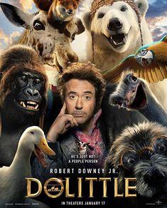 best movies for kids 2020 dolittle robert downey jr Michael Sheen, Dr Dolittle, Robert Downey Jr., Movies To Watch, Good Movies, Movies For Kids, Famous Movies, Netflix, Reine Victoria
