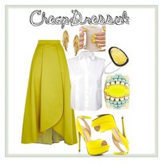 """""""CheapDressuk"""" by merima-gutic ❤ liked on Polyvore"""