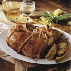 A well-made pate in pastry crust is one of the glories of traditional French cooking.