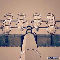 Lichtmast AlkmaarderHout Alkmaar AZ