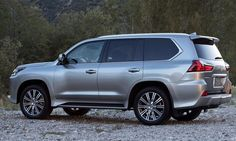 Awesome Lexus 2017: 2016 Lexus LX 570... Lexus: 1989 and Beyond Check more at http://carboard.pro/Cars-Gallery/2017/lexus-2017-2016-lexus-lx-570-lexus-1989-and-beyond/
