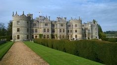 Longford Castle, Wiltshire, England - Intact