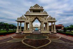 Shri Swaminarayan Mandir is a Hindu temple in Chicago, Illinois.