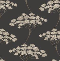 """Azmaara 33' x 20.5"""" Banyan Tree Wallpaper"""