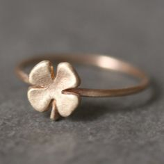 four-leaf clover.