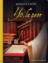 """Mónica Lavin - """"Yo, la peor"""" I, Sor Juana Ines de la Cruz (✓ READ)"""