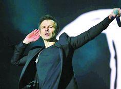 Сльози, рок-н-рол і фірмовий стриптиз. Гурт «Океан Ельзи» завершив світовий тур концертом у рідному Львові. #WZ #Львів #Lviv #Новини #Блоги  #Концерт #Вакарчук
