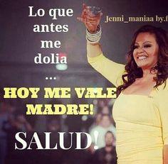 Me vale una pura & dos con sal! #LoQueNoMataHaceMasFuerte Repin & Like. Thanks . listen to Noel's songs. Noelito Flow.