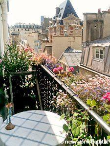 view the neighborhood of Saint-Germain des Prés :-)