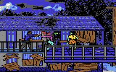 Walking Dead C64: Save The Girl by NickBounty.deviantart.com (note: made by TTG's very own Ep.2 writer & employee Mark Darin)