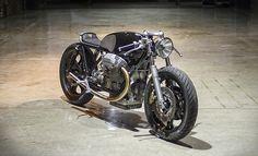 Auto Fabrica Type 9 Moto Guzzi