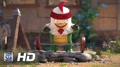 "CGI 3D Animated Spot: ""Lineage: Red Knights Ep: 2"" - by Unit Image"
