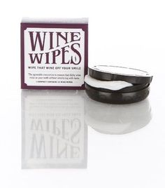Wine Wipes - The Quick Gift