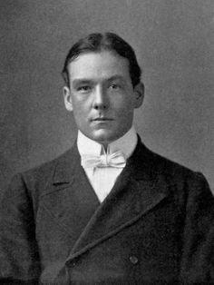 Richard Harding Davis, 1864 - 1916. 51; writer, war correspondent, journalist.