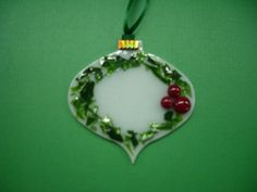 Hey, I found this really awesome Etsy listing at http://www.etsy.com/listing/113359323/wreath-ornament-bulb-ornament-christmas