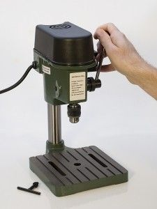 Benchtop Drill Press By Eurotool