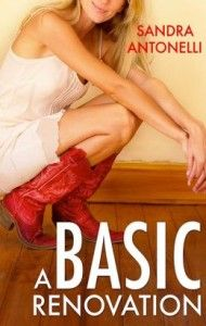 Sandra Antonelli - A Basic Renovation.  I know Sandra, so this book has that personal meaning to me  - but man oh man did I laugh through it - it was long - but really great. And she looks great in her real life red cowboy boots I must tell you!