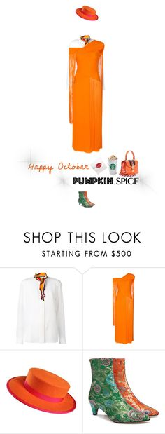 """""""Monochrome: Pumpkin Spice"""" by andreearaiciu ❤ liked on Polyvore featuring Emilio Pucci, Beau Coops, Gucci and pumpkinspice Coops, Emilio Pucci, Pumpkin Spice, Monochrome, Gucci, Friends, Polyvore, Shopping, Amigos"""
