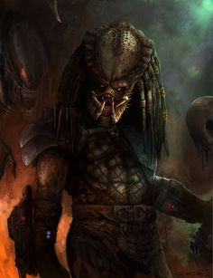 Predator vs. Aliens
