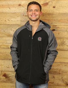 This South Carolina jacket is ready to take on whatever weather for every outdoor event Grab this jacket to be ready and GO GAMECOCKS