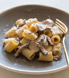 wild-mushroom-quick-easy-pasta