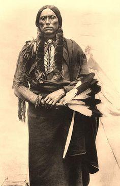 Quanah Parker half native/half white last chief of the Comanche Native American Church, Native American Photos, Native American Tribes, Native American History, Native Americans, American Indians, Quanah Parker, Navajo, Texas History