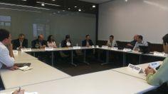Delegação FIERGS @ Rock Center