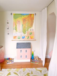 Violet's Bright and Airy Space