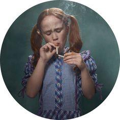 Glamorous Photos of Kids Smoking   Mother Jones