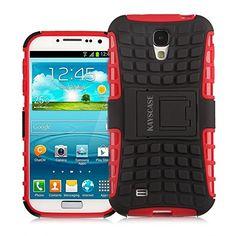 KAYSCASE ArmorBox Cover Case for Samsung Galaxy S4 SIV S IV Mini Smart Phone (Red) KaysCase http://www.amazon.com/dp/B00DVM4XZC/ref=cm_sw_r_pi_dp_gBrNub18GWBCF