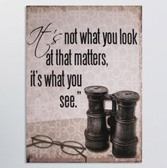 What You See Impressions Wall Art