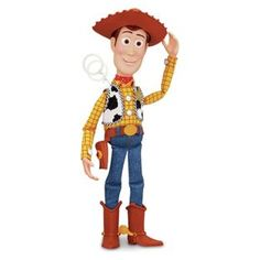 Buy Toy Story Woody at Argos.co.uk, visit Argos.co.uk to shop online for Action figures and playsets