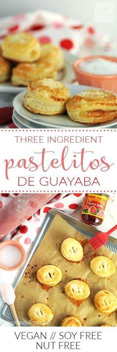 Pastelitos de Guayab