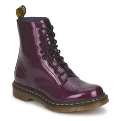 I haven't worn doc martens since high school, but these are gorgeous!