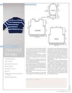 Receita Tricô Fácil   Revista Nube Bebê   Revista Tricô em Espanhol   25 receitas completas em tricô inverno e meia estação.   De 0 a 18 m...