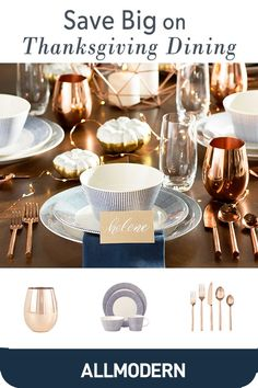 Don't let holiday entertaining be stressful! AllModern has an expansive selection to meet all your dining and serving needs, and with styles this hot you won't even need a plate warmer. Visit AllModern today to explore our selection, shop our holiday deals and sign up for exclusive access to deals for your modern home. Free shipping on orders over $49!