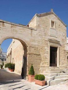 Esterno, Hotel San Giuseppe - Otranto