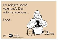 10 Valentine's Day Someecards Single Girls Need to See Funny Valentine, Hate Valentines Day, Singles Awareness Day, Lol, My True Love, I Love To Laugh, E Cards, Humor, Hilarious Quotes