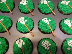 LAX cupcakes
