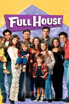 Full House was a TV show from It was about 3 girls DJ, Stephanie, and Michelle. Their mom was killed by a drunk driver. Uncle Jesse and Uncle Joey then had to move in to help Danny Tanner take care of his 3 girls. Full House was a show for all ages. Full House Season 8, Full House Cast, Full House Tv Show, Full House Dvd, Full House Quizzes, Full House Actors, John Stamos, Mary Kate Ashley, Ashley Olsen