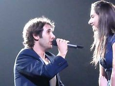 Josh Groban-Fantastic!  OMG I was at this concert in Montreal Quebec Canada in July 2011. It was so totally awesome that Josh sang with this girl when she asked during a question and answer portion of the concert.