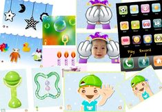 top best apps for babies - withBaby
