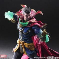 Marvel Doctor Strange Collectible Figure by Square Enix | Sideshow Collectibles