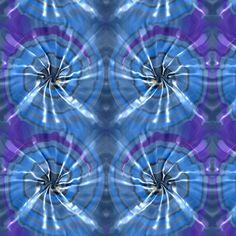 87296ee8ff Blue Tie Dye fabric by eclectic house on Spoonflower - custom fabric Blue  Tie Dye